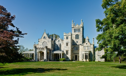 Eli Wilner partners with Lyndhurst Mansion